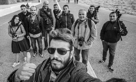 Σεμινάριο Φωτογραφίας Δρόμου Θεσσαλονίκη 2015 Οκτ.